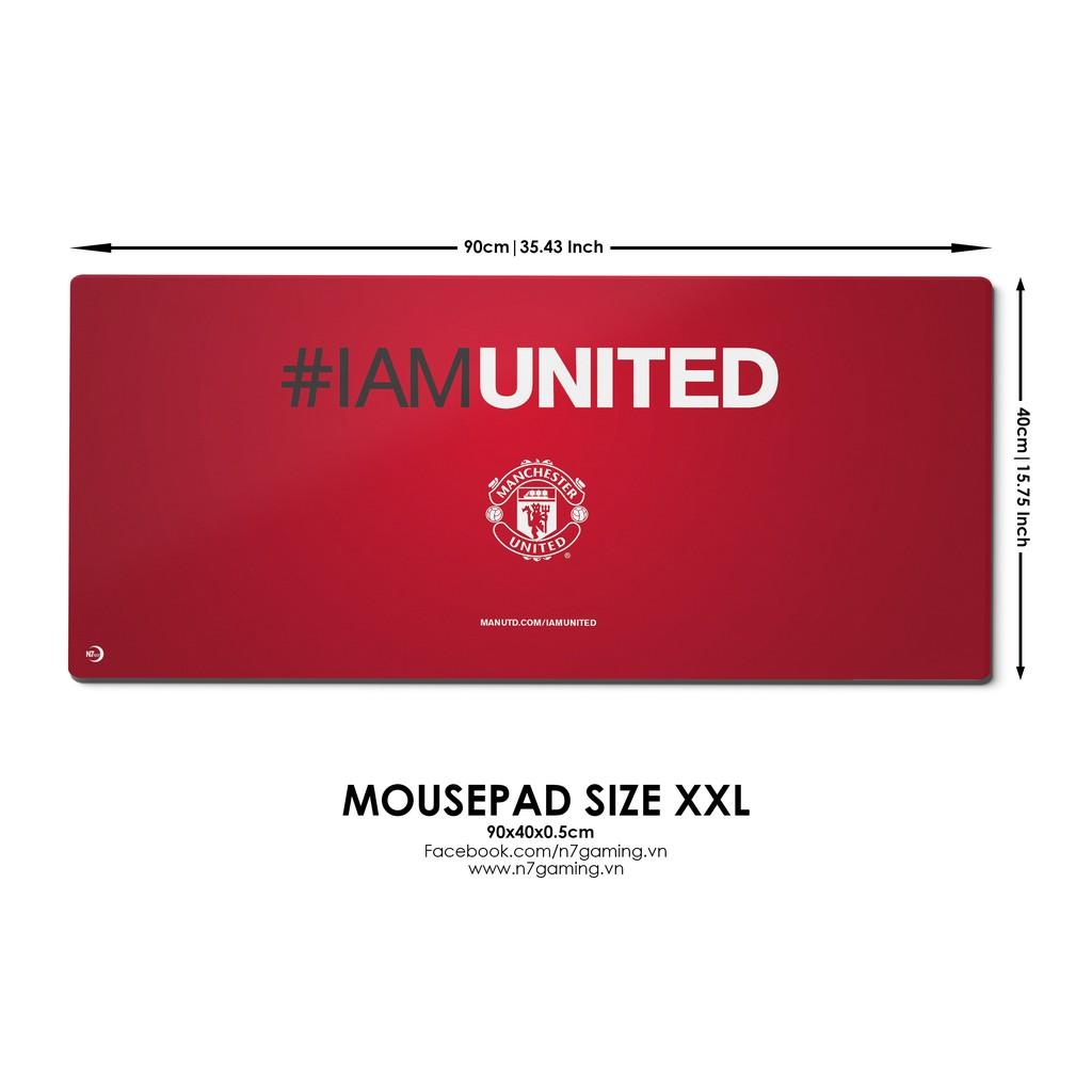 Lót chuột size XXL - Manchester United MU 5mm - 3238816 , 475775011 , 322_475775011 , 270000 , Lot-chuot-size-XXL-Manchester-United-MU-5mm-322_475775011 , shopee.vn , Lót chuột size XXL - Manchester United MU 5mm