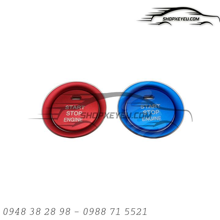 Ốp Nút Start / Stop Dành Cho Xe Mazda 2,3,6,Cx5