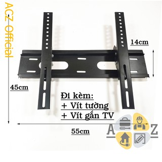 Giá treo tivi xoay - Kệ treo tivi - Giá đỡ treo tường tivi Loại Lớn 32 - 70 inch chất lượng cao