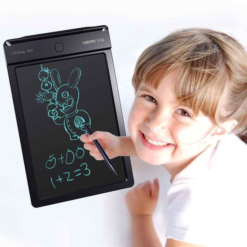 Bảng viết tự xoá LCD thông minh cho bé