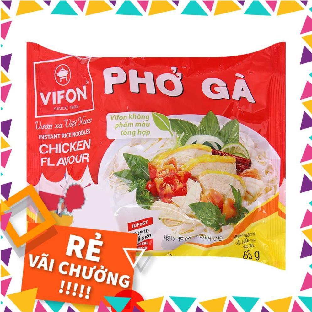 💖DATE MỚI💖 Phở Vifon gà 65g