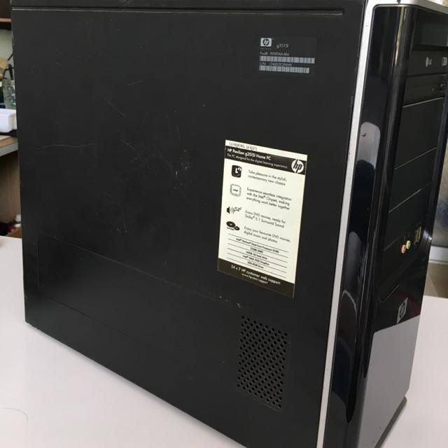 Thùng máy bộ HP Giá chỉ 800.000₫