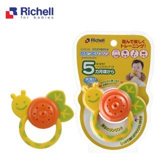 Xúc xắc gặm an toàn cho bé hàng chính hãng Richell-Nhật Bản