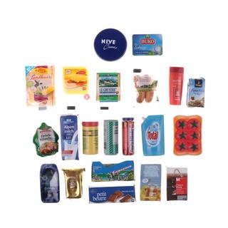 ♑BEW♑ 1:6 Dollhouse Miniature Doll Food Supermarket Supplies Accessories Toy [OL]