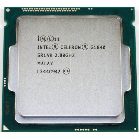 CPU INTEL CELETRON G1840 Giá chỉ 480.000₫