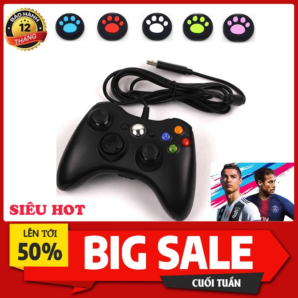 💥BẢO HÀNH 1 NĂM💥 Tay cầm chơi game XBox 360 Hàng chính hãng Micosoft- Chuyên tựa game PC, Laptop,💥
