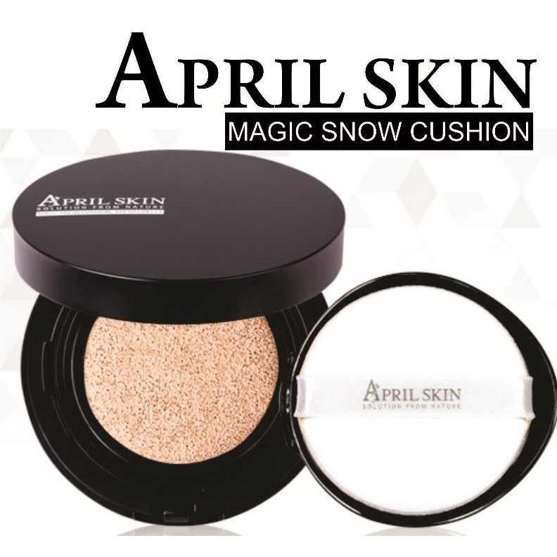 Phấn nước April Skin Black Magic Snow Cushion - 3320093 , 448390353 , 322_448390353 , 558000 , Phan-nuoc-April-Skin-Black-Magic-Snow-Cushion-322_448390353 , shopee.vn , Phấn nước April Skin Black Magic Snow Cushion