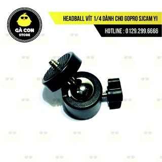 [Rẻ vô địch] Headball vít 1 4 dành cho Gopro Sjcam YI thumbnail