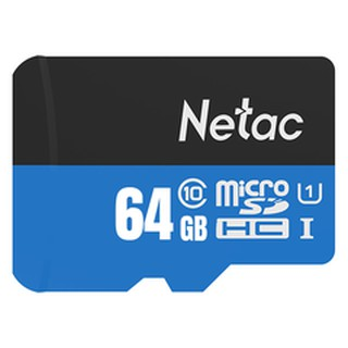 [Mã ELFLASH5 giảm 20K đơn 50K] Thẻ nhớ NETAC 32GB 64GB 128Gb class 10 dành cho camera