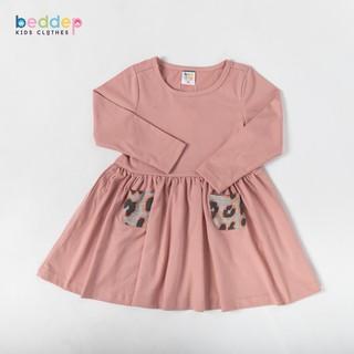 Váy thun họa tiết da báo Beddep Kids Clothes cho bé gái từ 1 đến 8 tuổi BP-G06 thumbnail