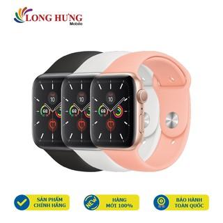 Đồng hồ thông minh Apple Watch Series 5 GPS Aluminum Case Sport Band - Hàng nhập khẩu