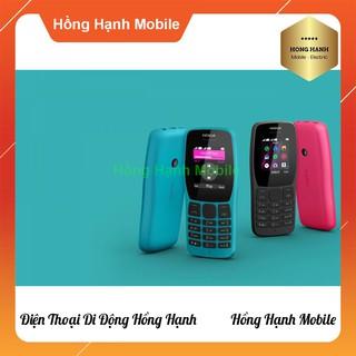 Hình ảnh Điện Thoại Nokia 110 2 Sim (2019) 4MB/4MB - Hàng Chính Hãng - Hồng Hạnh Mobile-7