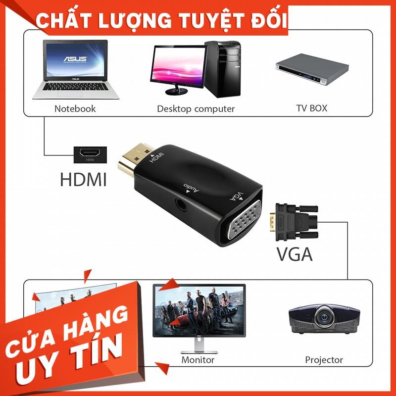 Giá Hủy Diệt – Cáp chuyển đổi từ cổng HDMI sang VGA Giá chỉ 71.400₫