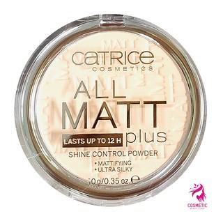 Phấn Phủ Catrice All Matt Plus Shine Control Powder PV630