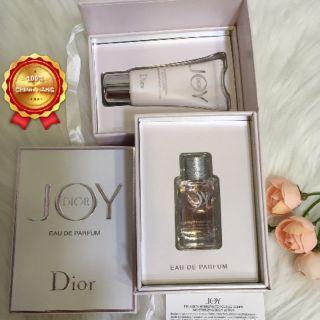 Set Nước Hoa nữ Mini Dior Joy - 5ml + Dưỡng Thể Dior Joy - 20ml thumbnail