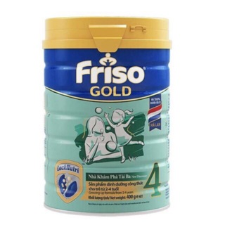 Sữa Friso gold 4 900g thumbnail