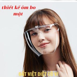 Kính phòng dịch thời trang ,kính chống giọt bắn hàng loại 1