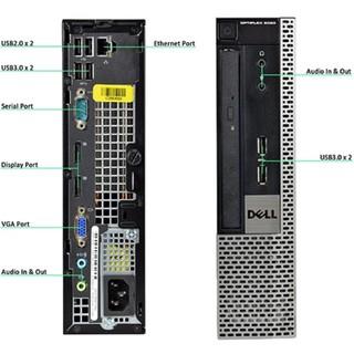 Dell Optiplex 9020 USFF siêu nhỏ gọn
