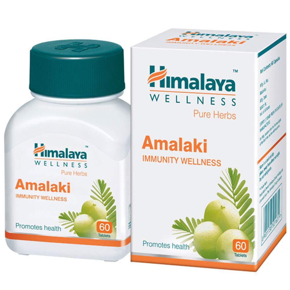 Himalaya Amalaki - Viên uống bổ sung VitC
