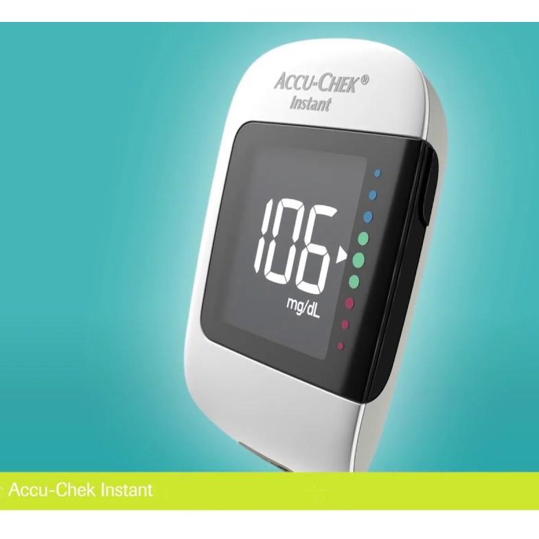 Máy đo tiểu đường ACCU-CHECK INSTANT chính xác số 1 mỹ