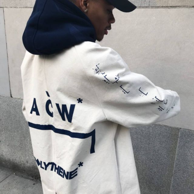 Áo A-COLD-WALL* Canvas Overcoat