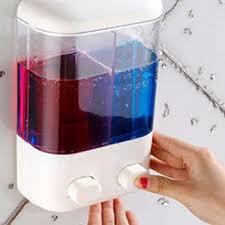 Hộp sữa tắm dầu gội đôi được thiết kế 2 ngăn, - 2957048 , 1150732047 , 322_1150732047 , 120000 , Hop-sua-tam-dau-goi-doi-duoc-thiet-ke-2-ngan-322_1150732047 , shopee.vn , Hộp sữa tắm dầu gội đôi được thiết kế 2 ngăn,