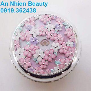 Phấn nước dưỡng trắng lõi hoa anh đào Whoo Make up Gongjinhyang Seol Radiant White Moisture Cushion Foundation Full size