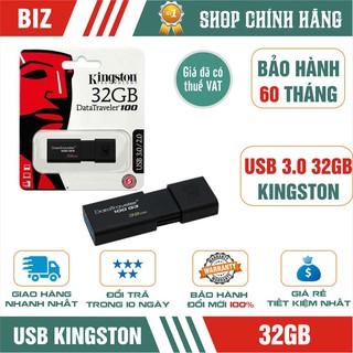 USB Kingston 32GB/16GB DataTraveler G3 - Bảo hành 5 năm