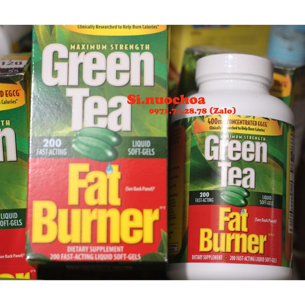 Viên giảm cân trà xanh Green Tea Fat Burner 200 viên - 3521884 , 839685844 , 322_839685844 , 550000 , Vien-giam-can-tra-xanh-Green-Tea-Fat-Burner-200-vien-322_839685844 , shopee.vn , Viên giảm cân trà xanh Green Tea Fat Burner 200 viên