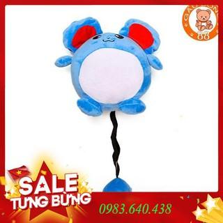 Gấu bông chuột xanh 40cm