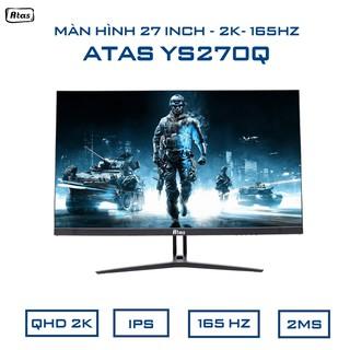 Màn hình máy tính 27 inch 2K ATAS YS270Q - Tần số quét 165Hz - Tấm nền IPS thumbnail