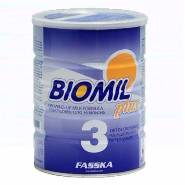 Sữa bột Biomil 3/ 900g
