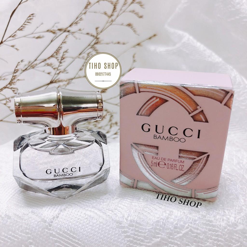 Nước Hoa Nữ Gucci Bamboo EDP 5ml - 3102695 , 1324242219 , 322_1324242219 , 320000 , Nuoc-Hoa-Nu-Gucci-Bamboo-EDP-5ml-322_1324242219 , shopee.vn , Nước Hoa Nữ Gucci Bamboo EDP 5ml