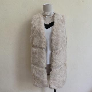[Si tuyển] áo ghile lông nhân tạo khui kiện