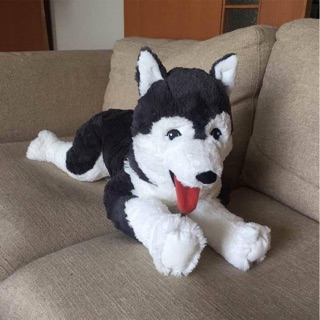 Chó bông Alaska Ikea Indonesia 100%