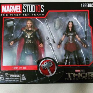 Marvel Legend Thor Set