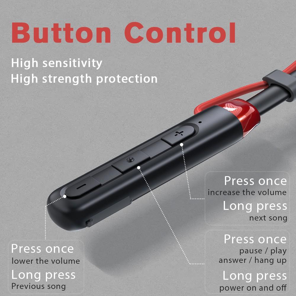 ZNT X37 Tai nghe thể thao không dây Bluetooth 5.0 kèm phụ kiện
