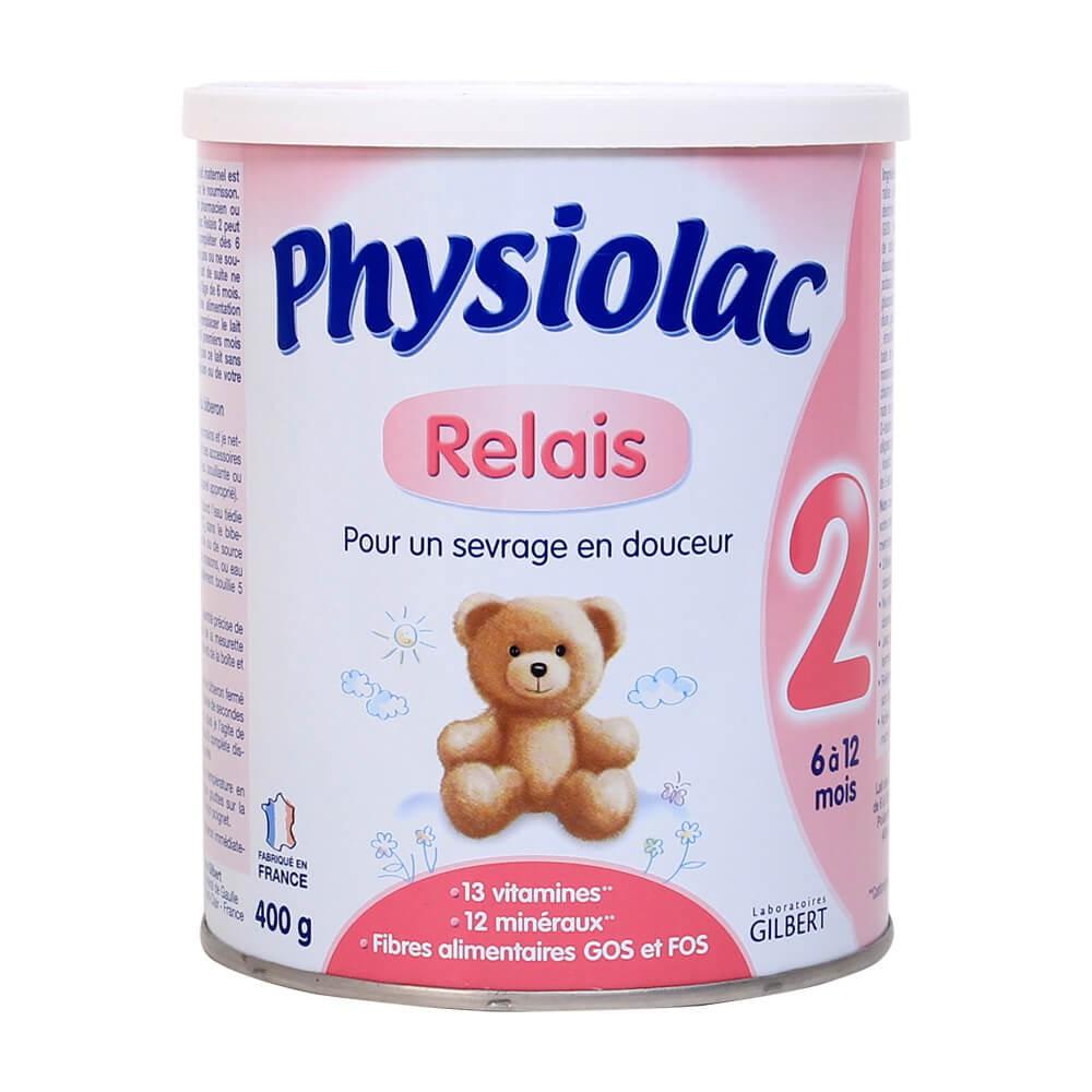 Sữa bột Physiolac Số 2 400g - 3559276 , 1044002260 , 322_1044002260 , 244000 , Sua-bot-Physiolac-So-2-400g-322_1044002260 , shopee.vn , Sữa bột Physiolac Số 2 400g