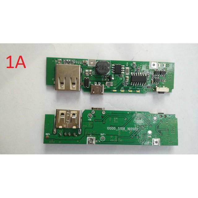 Mạch pin sạc dự phòng 1 cổng USB - 3162821 , 720237542 , 322_720237542 , 20000 , Mach-pin-sac-du-phong-1-cong-USB-322_720237542 , shopee.vn , Mạch pin sạc dự phòng 1 cổng USB