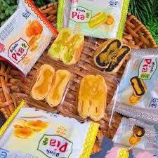 Bánh Pía Kim Sa Tân Huê Viên Tự Chọn Vị Giá 1 Cái Mini