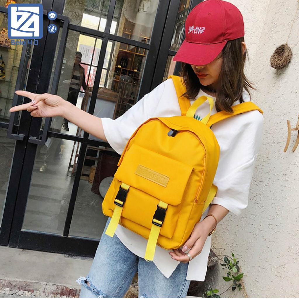 Balo thời trang Ulzzang phong cách Hàn Quốc Balo4.0