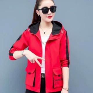 Áo khoác dù nữ form chuẩn thiết kế hiện đại trẻ trung 5050