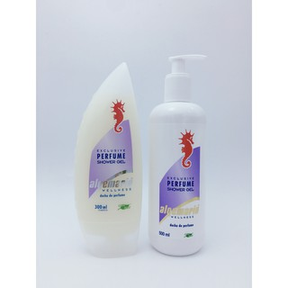 🌞 [Chính Hãng] Sữa tắm cá ngựa Algemarin Perfume Gel