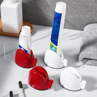 Multi-function Lazy Facial Cleanser Press Manual Toothpaste Squeezer Bathroom Supplies