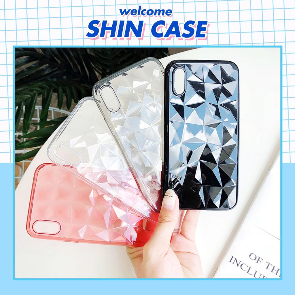 Ốp lưng iphone ỐP DẺO KIM CƯƠNG 5/5s/6/6plus/6s/6s plus/6/7/7plus/8/8plus/x/xs/xs max/11/11 pro/11 promax – Shin Case