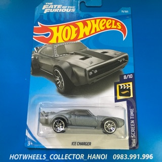 Xe Hot Wheels – Ice Charger