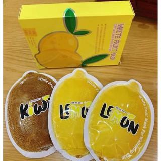 Ủ trắng chanh Lemon