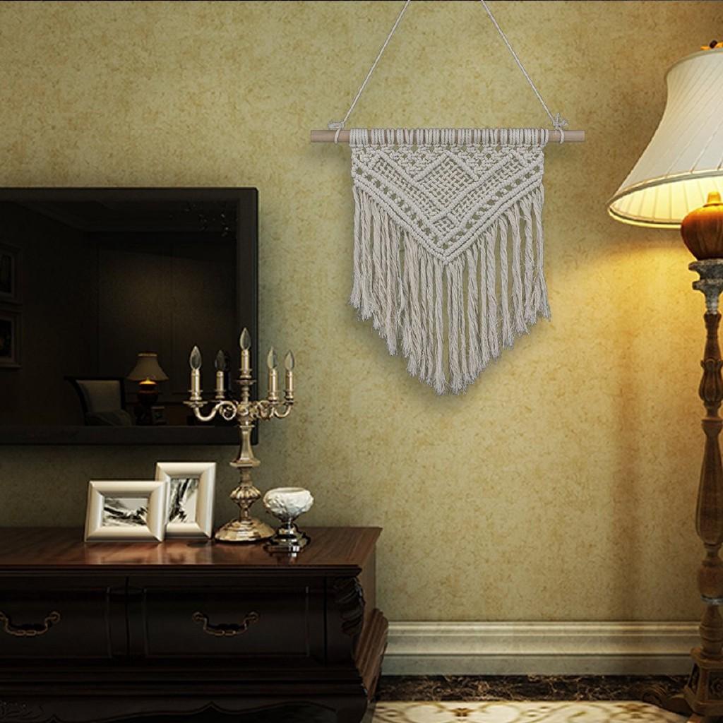 Thảm treo tường xinh xắn trang trí nội thất