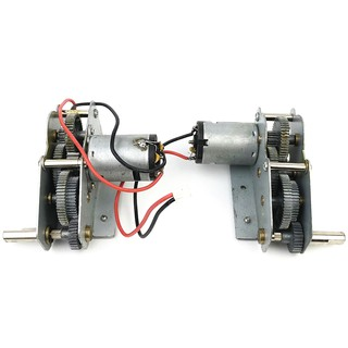 for Henglong 3818-1 3819-1 3848-1 Ect 1/16 RC Tank Parts Metal Drive System/Metal Gear Box