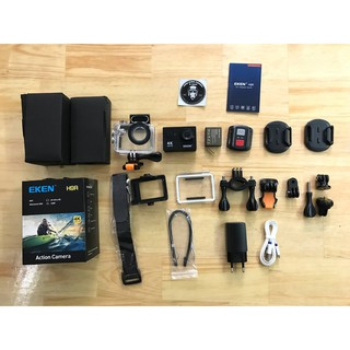 Camera Hành trình EKEN H9R 20MP V8 hàng chính hãng ,bảo hành 12 tháng.